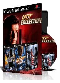 007 Collection سه عدد بازی با قاب وچاپ روی دیسک