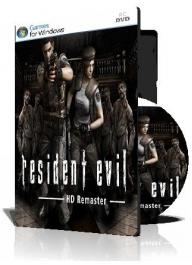 (Resident Evil HD Remaster pc(5 DVD