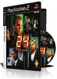 24 The Game با کاور کامل و چاپ روی دیسک
