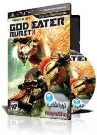 بازی جدید و مهیج (God Eater Burst(USA