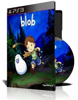 (A Boy and His Blob PS3 (1DVD