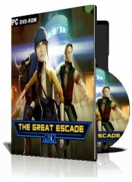 بازی زیبای (AR-K The Great Escape (1DVD