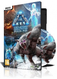 بازی (ARK Survival Evolved Genesis Part 1 (16DVD