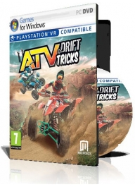 فروش بازی (ATV Drift and Tricks (1DVD