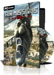 بازی (Air Missions HIND (1DVD