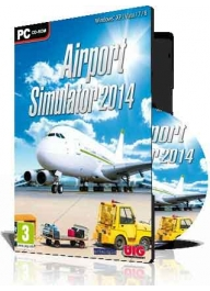 فروش بازی (Airport Simulator 2014 (1DVD