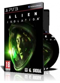 (Alien Isolation Nostromo Edition cfw 4.21+ (3DVD