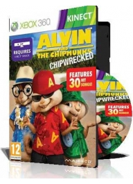 بازی Alvin and the Chipmunks Chipwrecked