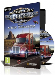 (American Truck Simulator New Mexico (1DVD