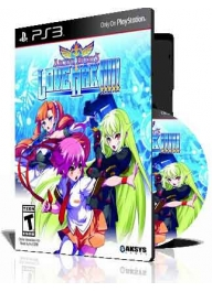 بازی (Arcana Heart 3 Love Max Fix 3.55 (1DVD