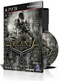 (Arcania The Complete Tale Fix 3.55 (2DVD