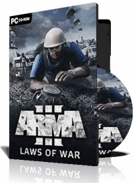 خرید بازی (Arma 3 Laws of War (6DVD