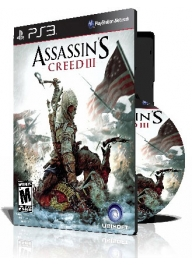 (Assassins Creed 3 PS3 (3DVD