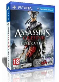 بازی Assassins Creed III Liberation PS Vita