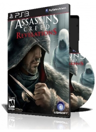 (Assassins Creed Revelations PS3 (4DVD