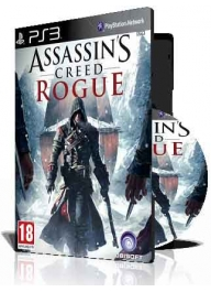 بازی (Assassins Creed Rogue cfw 4.65+ (2DVD