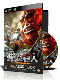 Attack on Titan Wings of Freedom  (4DVD)