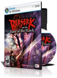 (BERSERK and the Band of the Hawk (4DVD