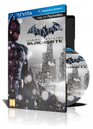 (Batman Arkham Origins Blackgate PS (1DVD