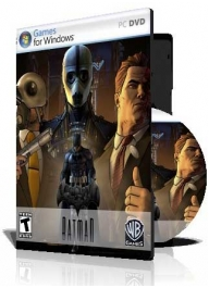 (Batman The Telltale Series Episode 1-2-3 (3DVD