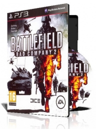 (Battlefield Bad Company 2 pS3 (2DVD