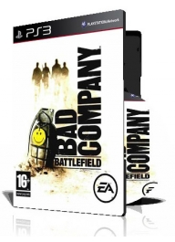 (Battlefield Bad Company PS3 (2DVD
