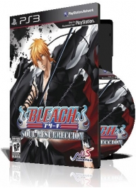 (Bleach Soul Resurreccion PS3 (1DVD