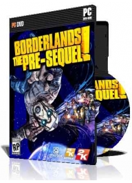 خرید بازی (Borderlands The Pre-Sequel (2DVD