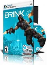 بازی اکشن اول شخص (Brink (2DVD