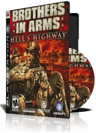 (Brothers In Arms 3 Hells Highway PS3 (2DVD