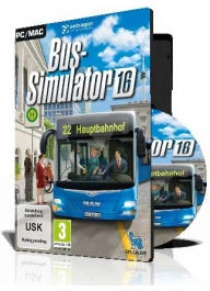 خرید درب منزل بازی (Bus Simulator 16 (1DVD