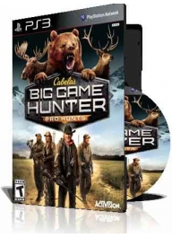 (Cabelas Big Hunter Pro Hunts cfw 4.53 (1DVD