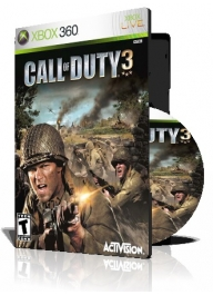 (Call of Duty 3 PS3 (2DVD