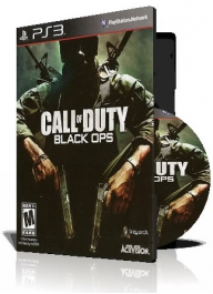 (Call of Duty Black Ops PS3 (5DVD