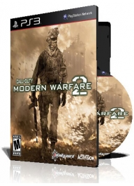 (Call of Duty Modern Warfare 2 PS3 (2DVD
