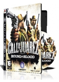 (Call of Juarez Bound in Blood PS3 (1DVD