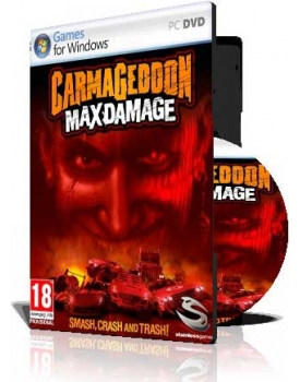 (Carmageddon Max Damage (3DVD