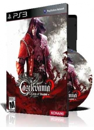 بازی (Castlevania Lords of Shadow 2 Fix 3.55 (1DVD