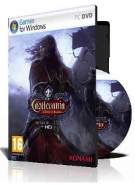 (Castlevania Lords Shadow Mirror Fate HD (1DVD