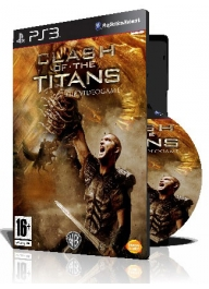 (Clash of The Titans PS3 (2DVD