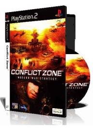 Conflict Zone با کاور کامل و چاپ روی دیسک