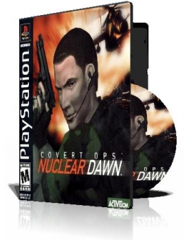 بازی (Covert Ops Nuclear Dawn (2CD