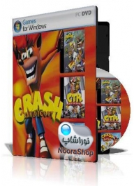 Crash Bandicoot 1,2,3,CTR,Bash