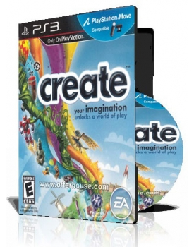 (Create PS3 (1DVD
