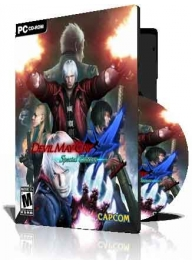بازی (Devil May Cry 4 Special Edition (6DVD