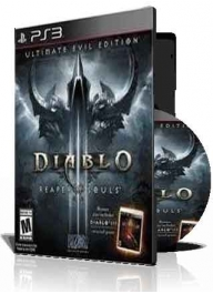 (Diablo III Ultimate Evil Edition cfw 4.55 (4DVD