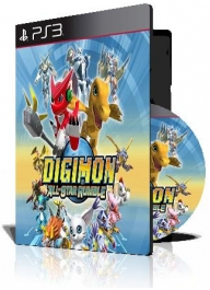 (Digimon All Star Rumble Fix 3.55+(1DVD