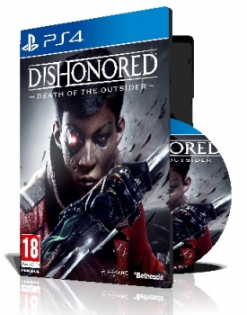 نسخه 100% سالم و کرک شده (Dishonored Death of the Outsider (7DVD