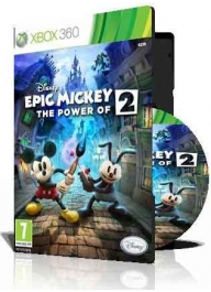 بازی Disney Epic Mickey 2 The Power of Two