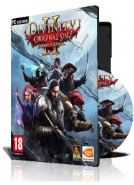 فروش بازی کامپیوتری (Divinity Original Sin 2 Definitive Edition (7DVD
